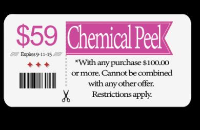 Chemical Peel Coupon